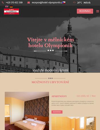 2017<br/>Hotel Olympionik